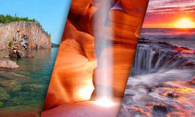 Magnificent Natural Wonders In Each State