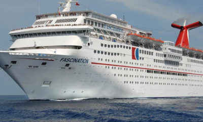 "CDC Lifts ""No Sail"" Order for Cruise Ships"