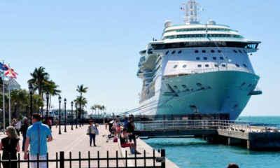 Key West Votes to Ban Large Cruise Ships