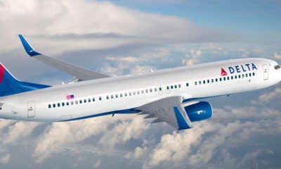 Delta Plans to Block Middle Seats Through March 2021