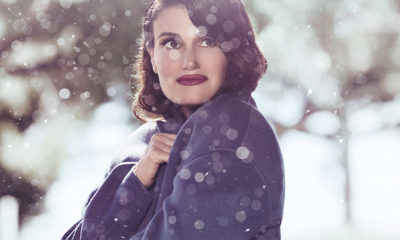 Idina Menzel and Airbnb Join Forces for Holiday Singalong Concert