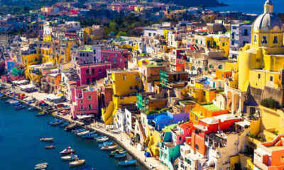 This Island Has Been Named Italy's 'Capital of Culture' for 2022