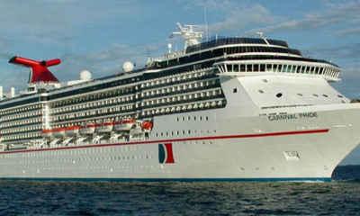 Carnival Announces Nudist Cruise