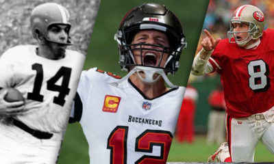 30 Greatest QBs of All Time – Ranked
