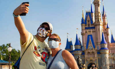 Disney World Issues Updated Mask Policy for Vaccinated Park Guests
