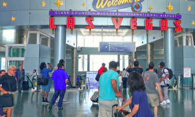 Las Vegas International Airport Is Getting a New Name!