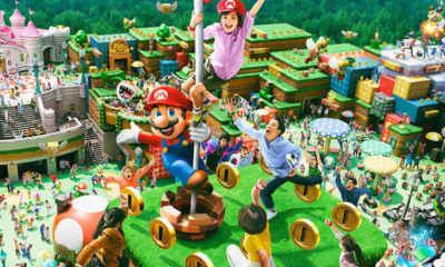 Japan's Super Nintendo World Finally Set to Open Doors