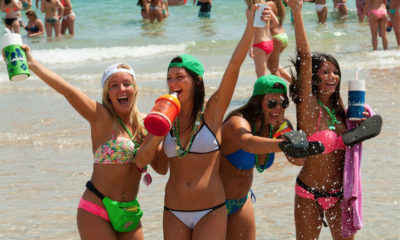 CDC Urging Americans to Avoid Travel Following Busy Spring Break