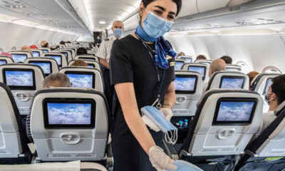 TSA Extends Airport & Plane Mask Mandate Through September