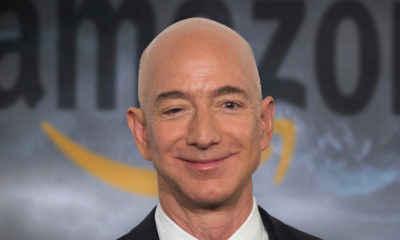 Amazon's Jeff Bezos Heading to Space