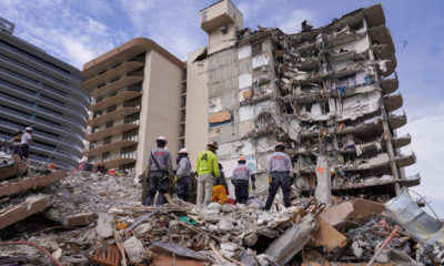 Royal Caribbean Housing Florida Condo Building First Responders